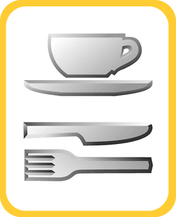 Icon for Food and Drink Package